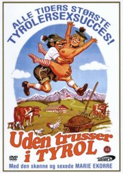 uden trusser i tyrol - DVD