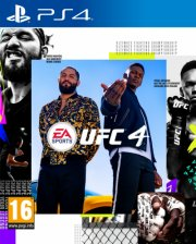 ufc 4 - ea sports - PS4