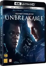 unbreakable - 4k Ultra HD Blu-Ray