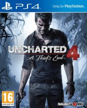 uncharted 4: a thief's end (bundle edition) - PS4