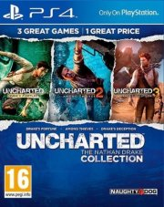 uncharted: the nathan drake collection (nordic) - PS4