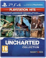 uncharted: the nathan drake collection (playstation hits) - PS4