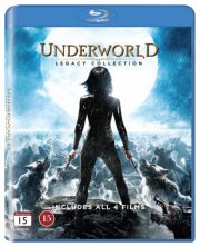 underworld 1-4 - the legacy collection - Blu-Ray