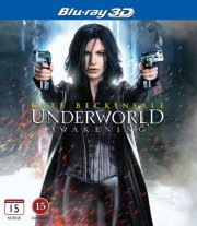 underworld 4 - awakening - 3D Blu-Ray