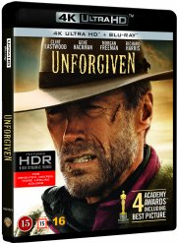 de nådesløse / unforgiven - 4k Ultra HD Blu-Ray