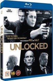 unlocked - 2017 - Blu-Ray