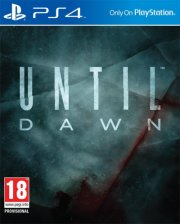 until dawn (nordic) - PS4