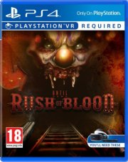 until dawn: rush of blood (uk) (vr) - PS4