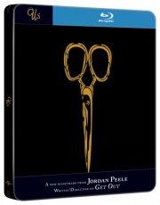 us - 2019 gyser af jordan peele - limited steelbook - 4k Ultra HD Blu-Ray