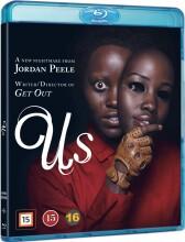 us - 2019 gyser af jordan peele  - Blu-Ray