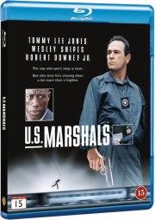 u.s. marshals - Blu-Ray