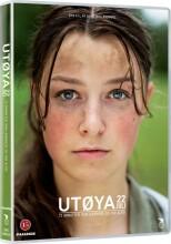 utøya - 22. juli - DVD