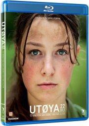 utøya - 22. juli - Blu-Ray