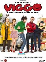 vakse viggo / gaston lagaffe - DVD