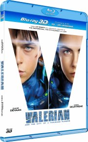 valerian and the city of a thousand planets - 3D Blu-Ray