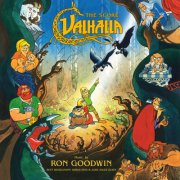 - valhalla soundtrack - musik fra tegnefilmen - cd
