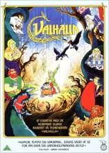 valhalla - tegnefilm fra 1986 - DVD