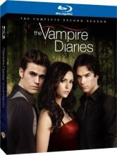 the vampire diaries - sæson 2 - Blu-Ray
