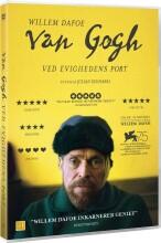 at eternity's gate / van gogh ved evighedens port - DVD