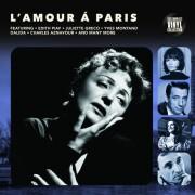 - l'amour á paris - Vinyl / LP