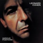 leonard cohen - various positions - cd