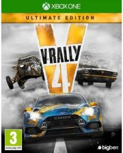 v-rally 4 - ultimate edition - xbox one