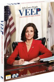 veep - sæson 1 - hbo - DVD