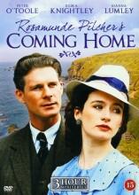 vejen hjem - rosamunde pilcher - miniserie  - DVD