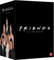 friends box / venner boks - DVD