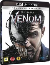 venom - 4k Ultra HD Blu-Ray