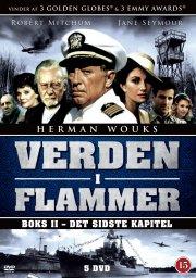 verden i flammer - del 2 / war and remembrance - DVD