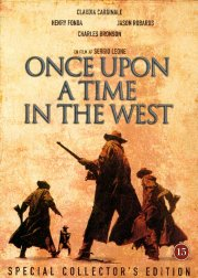 once upon a time in the west / vestens hårde halse - special edition - DVD
