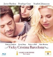 vicky christina barcelona - Blu-Ray