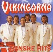 vikingarna - danske hits - cd