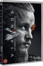 vikings - sæson 2 - DVD