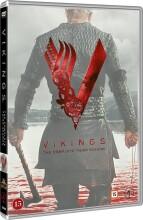 vikings - sæson 3 - DVD