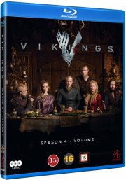 vikings - sæson 4 vol. 1 - Blu-Ray