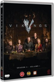 vikings - sæson 4 vol. 1 - DVD