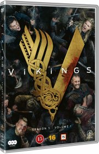 vikings - sæson 5 vol. 1 - DVD