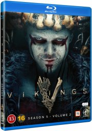vikings - sæson 5 vol. 2 - Blu-Ray