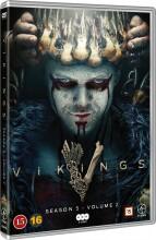 vikings - sæson 5 vol. 2 - DVD