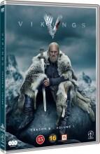 vikings - sæson 6 - vol. 1 - DVD