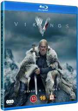 vikings - sæson 6 - vol. 1 - Blu-Ray