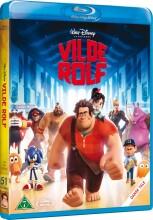 vilde rolf / wreck-it ralph - disney - Blu-Ray