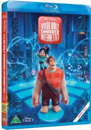 vilde rolf smadrer internettet / ralph breaks the internet - Blu-Ray