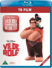 vilde rolf 1-2 // wreck-it ralph 1-2 - disney - Blu-Ray