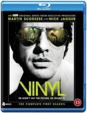 vinyl - sæson 1 - hbo - Blu-Ray