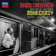 shostakovich - viola piano trios 1 & 2 sonata - cd