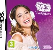 violetta: rhythm & music - nintendo ds