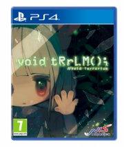 void terrarium - PS4